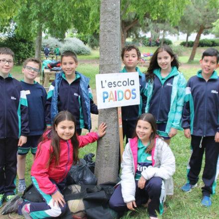 L'Escola Paidos participa dels VII Jocs Cooperatius