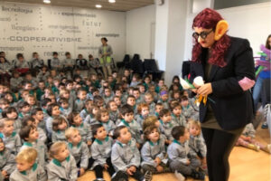 projecte sentits educacio infantil 2