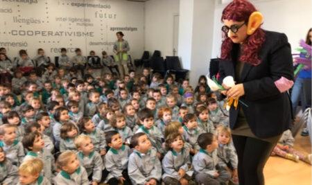 Projecte els sentits a Educació Infantil