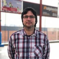 SERGI ROMAN Mestre de Cicle Inicial i membre de PAIDOS IT