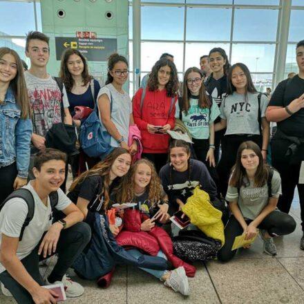 Projecte Internacional d'Intercanvi 2019