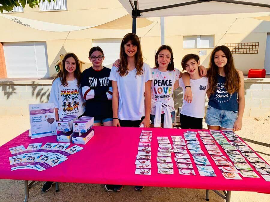 Tasca solidaria Paidos amb Althaia