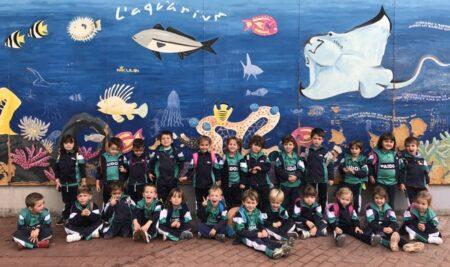 Visita a l'Aquarium de Barcelona