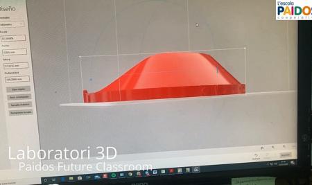 Impressió 3D material personal sanitari Covid19